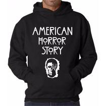 Blusa American Horror Story - Moletom Canguru !