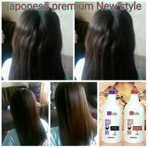 Japonesa Premium New Style Alisa Cabelo Afro 1 Kit