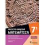 Livro Profº Projeto Araribá Matemática 7º Ano Novo Lacrado