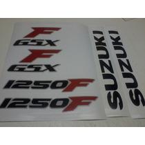 Adesivo Moto Suzuki Gsx 1250 Fa 1250fa 750f 650f