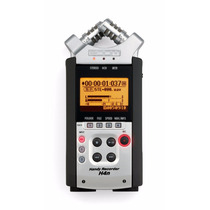 Gravador De Voz Digital Zoom H4n Função X/y