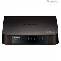 Oferta Switch D-link 16 Portas Fast-ethernet 12x Sem Juros