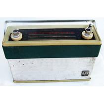 Rádio Antigo Standard Eletric Jaj