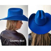 Chapéu Cowboy Country (peão De Rodeio) Masculino Ou Feminino à venda ... 72d7dac4c2c