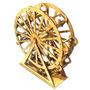 Roda Gigante Grande 8 Cadeiras Mdf Cru Enfeite De Mesa Festa