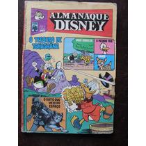 Almanaque Disney Nº 105 - O Gato Que Veio Do Espaço