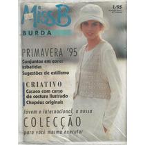 Burda Miss B 1/95- Com Moldes