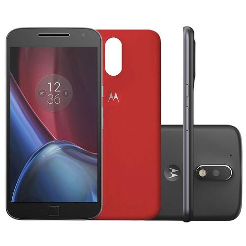 Smartphone Motorola Moto G4 Plus 32gb 4g Xt1640 Tela 5.5 ´ ´