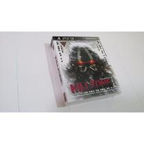 Box De Proteção Killzone Collection Ps3 *