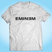 Camisa Eminem - Rap - Hip Hop - Música - Pop