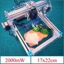 2w Desktop Violet Laser Engraver Máquina De Gravura Foto A