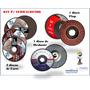 Kit - Para Serralheiro - 3 Itens