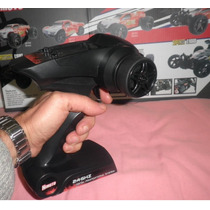 Rádio Controle Remoto 2 Canais 2,4 Ghz Padrão Futaba Pistola