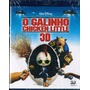 Galinho Chicken Little - 3d - Blu-ray 3d
