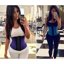 Cinta Modeladora Ann Cherry Inspired Kim Kardashian - Preta
