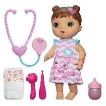 Baby Alive Cuida De Mim Morena - Hasbro B5159