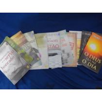 Lote C/11 Livros Silas Malafaia