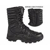 Bota-Militar-Com-Ziper-Coturno-Masculina-Bope-Elite-Swat