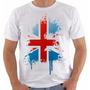 Camiseta Reino Unido Uk Union Jack Inglaterra British 9