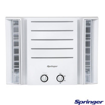 Ar Condicionado Springer Janela Duo 7500 Btus Frio 220v