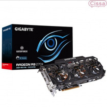 Vga Gigabyte Radeon R9 270x Directx 11.2 256 Bit S/ Juros