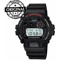 Relogio Cassio G-shock Dw 6900 1vdr Wr-200 Alarme Cronometro