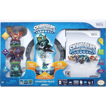Skylanders Spyro`s Adventure Wii Starter Pack Novo - E-sedex
