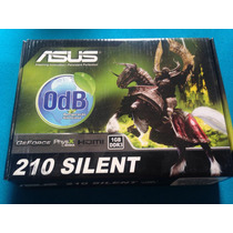 Placa De Vídeo Silent 210 Asus 1gb Ddr3