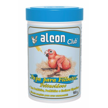 160g Alcon Club Papa Para Filhotes Psitacídeos