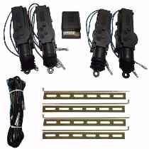 Kit Trava Eletrica 2 Portas Isoflex Universal Carro 2 Portas