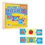 Alfabeto Alegre Em Inglês Nina Brinquedos Educativos