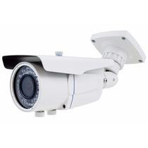 Camera Seguranca Ccd Sony Infra Varifocal 2.8mm A 12mm 800l