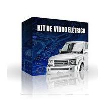 Kit Vidro Gol 09 G5 G6 4p Dt Original Sensorizado Ml Kvgl08