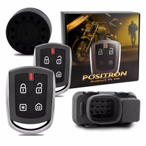 Alarme Moto Positron Duoblock Universal Px G7 Com Presença