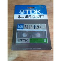Fita Tdk 8mm Mp120