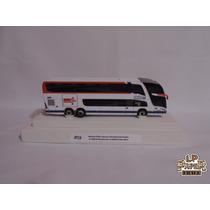 Miniatura Ônibus Expresso União Marcopolo Paradiso G7