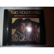 Cd Nacional - Trio Nordestino - Grandes Sucessos Volume 2