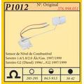 Sensor De Nível Combustível Saveiro 1.6/1.8/2.0 1997/1999