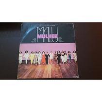 Lp Novela Malu Mulher - Trilha Sonora Original.