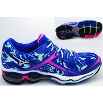 Tênis Mizuno Wave Creation 15 Original Várias Cores C/nota