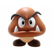 Boneco Do Super Mario Characters Figure Collection3 Goomba
