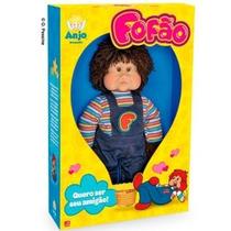 Boneco Fofão Lançamento Total 1051 Anos 80 - Brinquedos Anjo