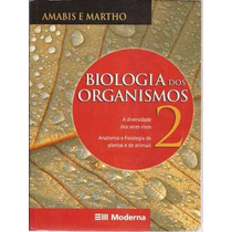 Livro Amabis E Martho Volume 2 Usado!