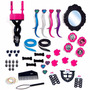 Monster High Hair Studio Kit Básico Cabelo Fun