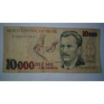Cédula De Dez Mil Cruzeiros