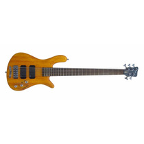 Baixo Warwick Rockbass Streamer Std 5c Honey (52)