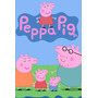 Peppa Pig Em Portugues Com 2 Dvds