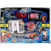 Kit De Espião Spy Guy Importado