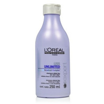 Loreal Expert Liss Unlimited shampoo - 250ml