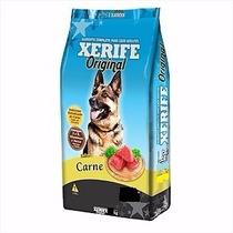 Ração Xerife Original Cães Adultos Sabor Carne 25kg
